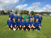 CUFC U14A Boys v Tuam Celtic Sat 30 September 2017