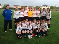 CUFC U18 girls v Moyne Villa 110517