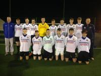 Craughwell Tyre Centre sponsor U17 boys team kit