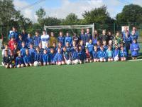 CUFC Summer Camp 2013 group photo