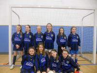 CUFC U10 Girls March 2012
