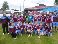Under 12 Connacht Cup 2012 Champions