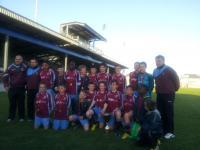 U13 GFA Cup Winners 2013