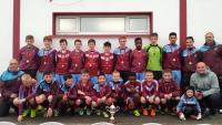 Coley Smyth U14 Winners 2014/15