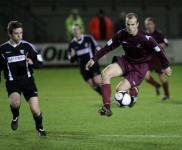 Mervue Utd 1-2 Shelbourne FC