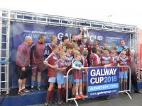 Galway Cup Winners