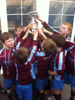 Under 7 League Winners