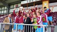 Connacht Junior Cup Winners 2015