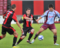 Longford Town v Mervue Utd 14.08.12