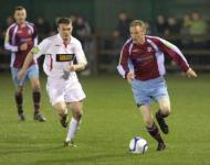 Mervue Utd 2-1 Longford Town