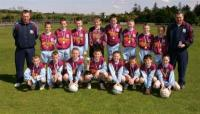 Under 12s Connacht Cup winners 2005