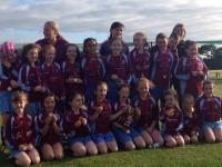 U-10 Girls Cup Winners 2014