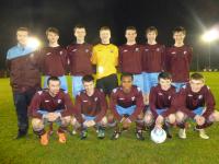 U17 FAI Cup v St Kevins Boys