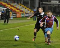 Stephen Walsh v Rovers
