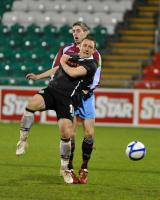 Michael McSweeney v Rovers