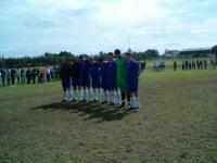 Minutes Silence before the final