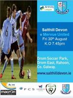 Next Game v Salthill Devon