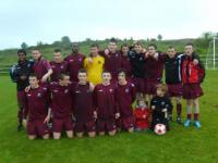 Under 15 Knockout Final v Moyne Villa