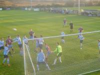 Salthill Devon 0-1 Mervue Utd