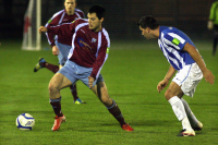 Mervue Utd v Monaghan Utd Oct 2011