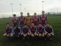 Youth Team v St Pats 24.02.13
