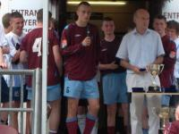 LEAGUE & CUP DOUBLE WINNERS 2009_