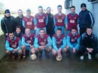 Mervue United Junior Team Premier Division