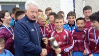 U14 Connacht Cup Winners 2015