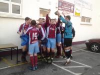 U18 GDL Premier Division Winners