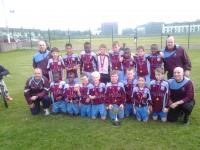 U12 League Winners 2013