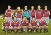 Salthill Devon 1-2 Mervue Utd