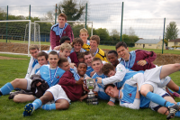 Connacht Cup Champions 2012