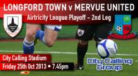 Playoff 2nd Leg v Longford Town