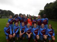 U14 Girls Squad