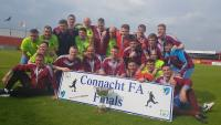 Connacht Junior Cup Winners 2018