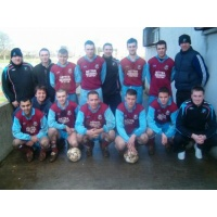 Mervue United Junior Team Premier Division