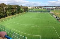 Astro Turf at Fahy's Field