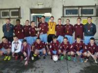 U18 Premier Division Winners