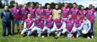 Under 16s league winners 2005