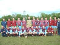 U16 SFAI Barry Cup Winning Team