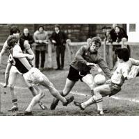 Eamon Ryan, Ginger Coillins v Bluebell 1985