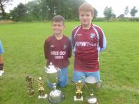 Sonny McHugh & Ned Keogh Cups