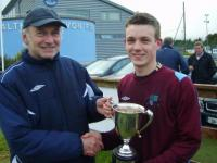Under 15 Jim Murphy Winners 2011