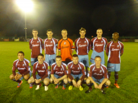 Mervue Utd 0-0 SD Galway