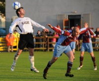 Longford Town Game 30.05.11