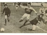 Tony Collins v Longford FAI Cup 1987
