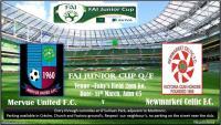 FAI Junior Cup Q/F