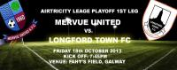 Promotion Play-off v Longford Town