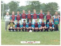 Mervue Utd Senior League Team 07.06.93