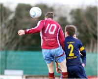 Connacht Cup v Manor Rangers